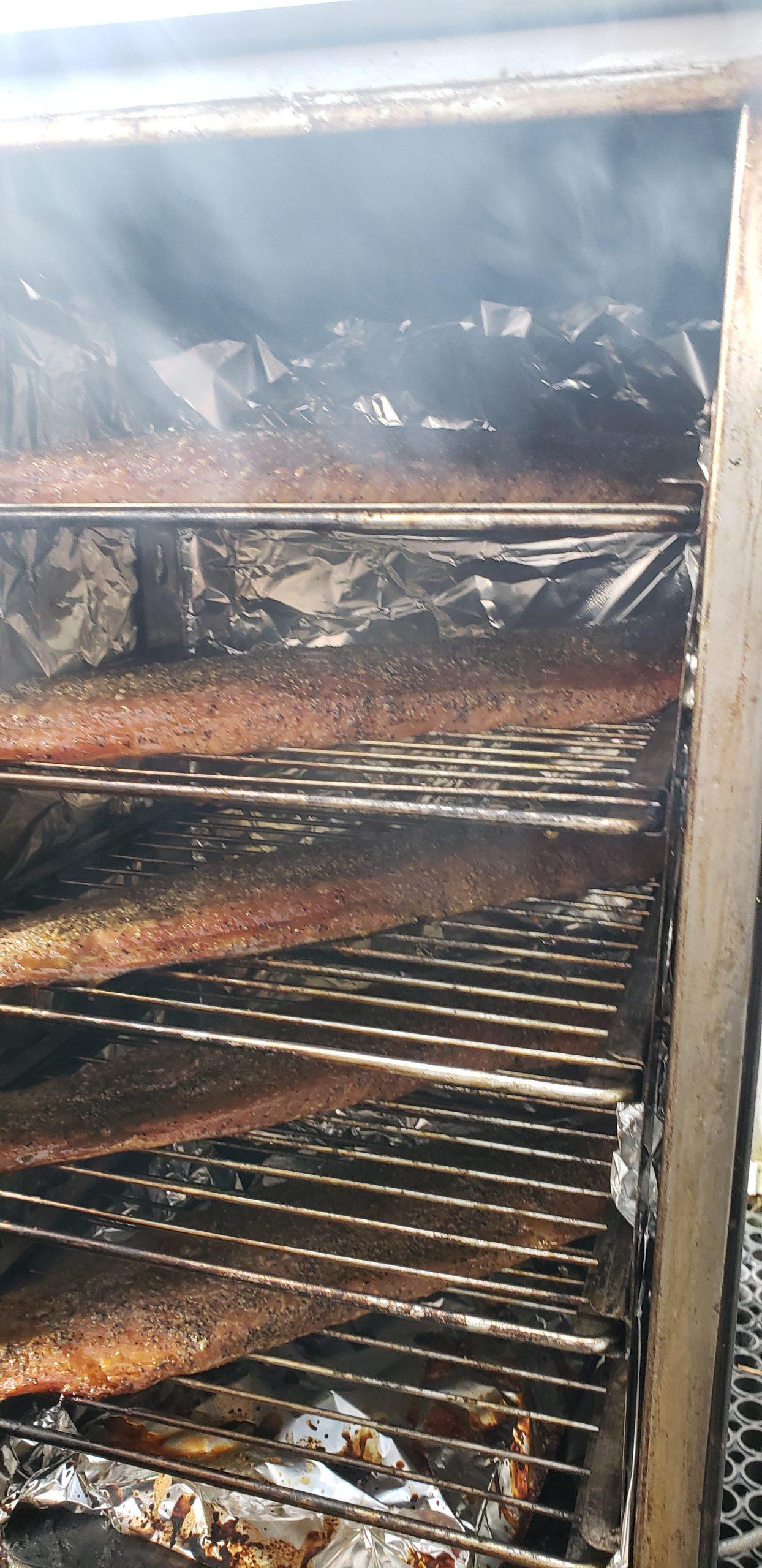 Smoked Salmon Pastrami